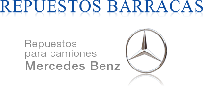 Repuestos Barracas - Repuestos para camiones Mercedes Benz